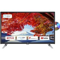 """32"""" JVC LT-32C705  Smart Full HD HDR LED TV with Built-in DVD Player"""