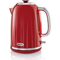 BREVILLE Impressions VKT006 Jug Kettle - Venetian Red, Red