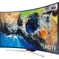 65 SAMSUNG UE65MU6200 Smart 4K Ultra HD HDR Curved LED TV