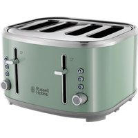 Buy R HOBBS Bubble 24414 4-Slice Toaster - Green, Green - Currys