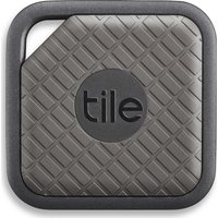 TILE Sport Bluetooth Tracker - Graphite, Pack of 2, Graphite