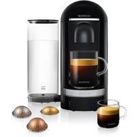 Nespresso By Krups Vertuoplus Xn900840 Coffee Machine - Piano Black, Black
