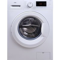 Logik L1016wm18 10 Kg 1600 Spin Washing Machine - White, White