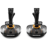 Thrustmaster T16000m Fcs Space Sim Duo Joysticks - Black, Black