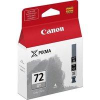 CANON PGI-72 Grey Inkjet Cartridge, Grey