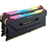 CORSAIR Vengeance Pro RGB DDR4 3200MHz PC RAM - 8 GB x 2