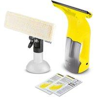 KARCHER KWI 1 Plus Window Vacuum Cleaner - Yellow, Yellow