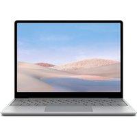 """MICROSOFT 12.5"""" Surface Laptop Go - Intelu0026regCore™ i5, 64 GB eMMC, Platinum"""