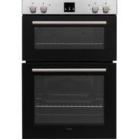 LOGIK LBIDOX21 Double Electric Oven - Inox