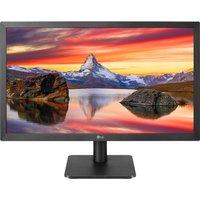"LG 22MP400 Full HD 21.5"" IPS LED Monitor - Black, Black"