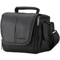 Click to view product details and reviews for Sandstrom Compact System Camera Case Black Black.