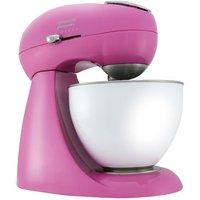 KENWOOD MX316 Patissier Food Mixer - Pink, Pink