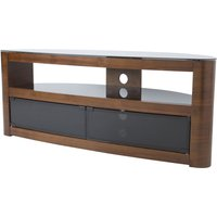 AVF Burghley TV Stand, Walnut