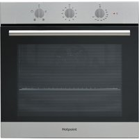 HOTPOINT  SA3330HIX Electric Oven - Stainless Steel, Stainless Steel