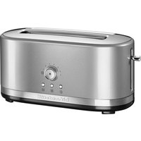 Buy KITCHENAID 5KMT4116BCU 2-Slice Toaster - Silver, Silver - Currys