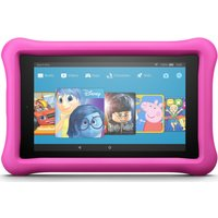 AMAZON Fire 7 Kids Edition Tablet (2017) - 16 GB, Pink, Pink