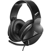 TURTLE BEACH Recon 200 Amplified Gaming Headset - Black, Black