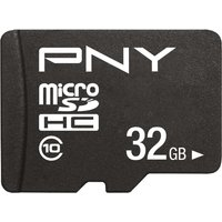 PNY Performance Plus microSDHC Memory Card - 32 GB