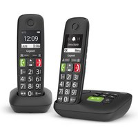Click to view product details and reviews for Gigaset E290a Cordless Phone Twin Handsets.