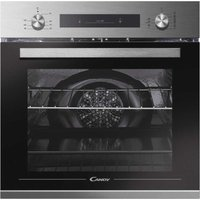 Click to view product details and reviews for Candy Fcp602x E0e E Electric Smart Oven Stainless Steel Black Stainless Steel.