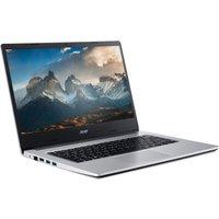 "ACER Aspire 3 14"" Laptop - AMD Athlon, 128 GB SSD, Silver, Silver"