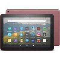 AMAZON Fire HD 8 Tablet (2020) - 64 GB, Plum, Plum