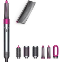 DYSON Airwrap Complete Hair Styler and De-tangling Comb - Nickel and Fuchsia, Fuchsia