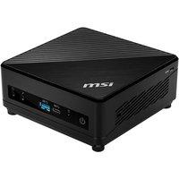 MSI Cubi 5 10M Barebones Mini Desktop PC - Intelu0026regCore i3, Black, Black