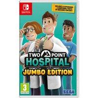 NINTENDO SWITCH Two Point Hospital Jumbo Edition