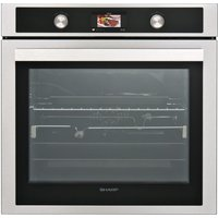 SHARP KS-70S50ISS Electric Oven - Stainless Steel, Stainless Steel