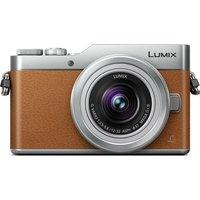 PANASONIC LUMIX DC-GX800KEBT Mirrorless Camera with 12-32 mm f/3.5-5.6 Wide-angle Zoom Lens - Tan, Tan