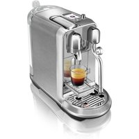 NESPRESSO by Sage Creatista Plus BNE800BSS Coffee Machine - Stainless Steel, Stainless Steel