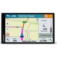 Garmin Drivesmart 61 Lmt-d 6.95 Sat Nav - Full Europe Maps