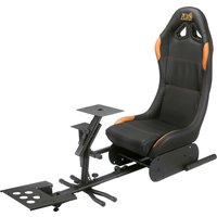 ADX ARSFBA0117 Gaming Chair - Black & Blue, Black