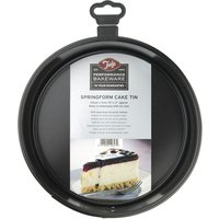 TALA Performance 20 cm Non-stick Cake Tin - Black, Black
