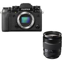 FUJIFILM X-T2 Mirrorless Camera & 18-135 mm f/3.5-5.6 Lens Bundle