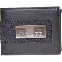 Nintendo Nes Metal Controller Bifold Wallet