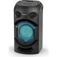 Sony Mhc-v21d Bluetooth Megasound Party Speaker - Black, Black