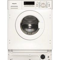 Hotpoint Hwmg 743 Integrated 7 Kg 1400 Spin Washing Machine