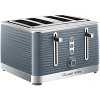 Click to view product details and reviews for Russell Hobbs Inspire 24383 4 Slice Toaster Grey Grey.
