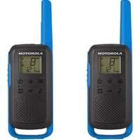 Click to view product details and reviews for Motorola Talkabout T62 Walkie Talkie Twin Blue Blue.