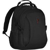 "WENGER Sidebar Deluxe 16"" Laptop Backpack - Black, Black"