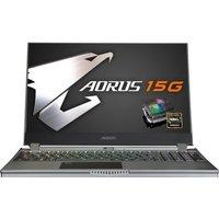 "GIGABYTE AORUS 15G 15.6"" Gaming Laptop - Intelu0026regCore™ i7, RTX 2060, 512 GB SSD"