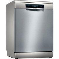 BOSCH Serie 8 SMS8YCI01E Full-size WiFi-enabled Dishwasher - Stainless steel, Stainless Steel