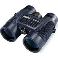 BUSHNELL H20 8 x 42 Roof Prism Binoculars - Black, Black