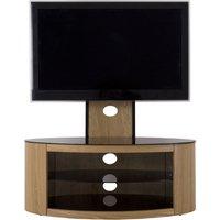 AVF Buckingham 1000 mm TV Stand with Bracket - Oak