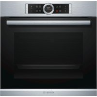 BOSCH HBG634BS1B Electric Oven - Stainless Steel, Stainless Steel