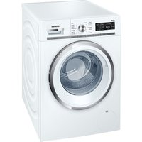 Siemens Iq500 Wm16w590gb Washing Machine - White, White at Currys Electrical Store