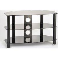 TTAP Vantage 800 TV Stand - Black, Black