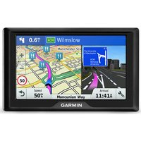 "GARMIN Drive 51 LMT-S 5"" Sat Nav - Full Europe Maps, Red"
